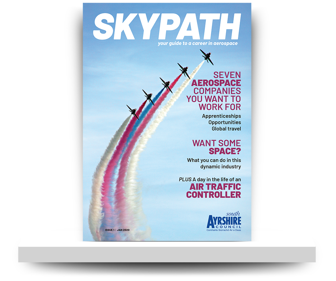 Sky Path Magaine Issue 1