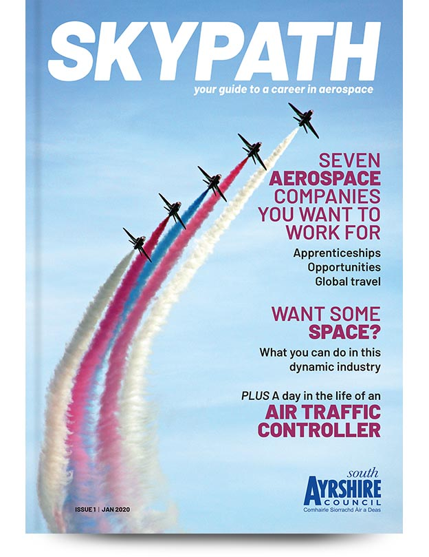 Read Skypath magazine Edition 1