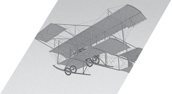 Wright brothers create first successful airplane