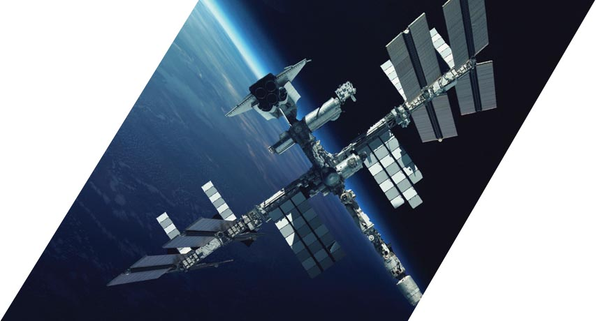 First permanent crew sent to International Space Station (ISS)